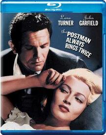 新品北米版Blu-ray!【郵便配達は二度ベルを鳴らす】 The Postman Always Rings Twice [Blu-ray]!