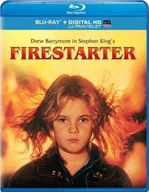 新品北米版Blu-ray!【炎の少女チャーリー】 Firestarter [Blu-ray]!<ドリュー・バリモア主演>