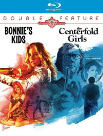 新品北米版Blu-ray!『Bonnie's Kids (1973)』『ザ・ギャル狩り 〜ターゲットは7月の女〜 (1974)』 Bonnie's Kids / The Centerfold Girls [Blu-ray]<70年代エクスプロイテーション2作品>
