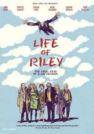 新品北米版DVD!【愛して飲んで歌って】 Life of Riley!<アラン・レネ監督作品>
