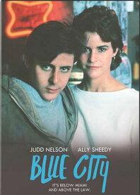 ■予約■新品北米版DVD!【ブルー・シティ/非情の街】 Blue City!