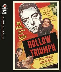 新品北米版Blu-ray!【虚しき勝利】 Hollow Triumph [Blu-ray]!