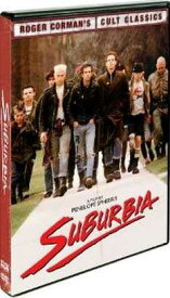 新品北米版DVD!【反逆のパンクロック】 Suburbia!