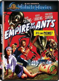 新品北米版DVD!『巨大蟻の帝国』『テンタクルズ』 Empire of the Ants/Tentacles!