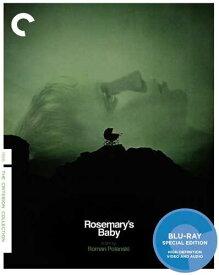 新品北米版Blu-ray!【ローズマリーの赤ちゃん】 Rosemary's Baby (The Criterion Collection) [Blu-ray]!