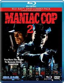 新品北米版Blu-ray!【マニアックコップ2】 Maniac Cop 2: Collector's Edition [Blu-ray/DVD Combo]!