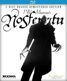 新品北米版Blu-ray!【吸血鬼ノスフェラトゥ】 Nosferatu: Kino Classics 2-Disc Deluxe Remastered Edition [Blu-ray]!
