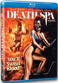 新品北米版Blu-ray!【プラデューム/悪夢の閃光魔宮】 Death Spa [Blu-ray/DVD]!