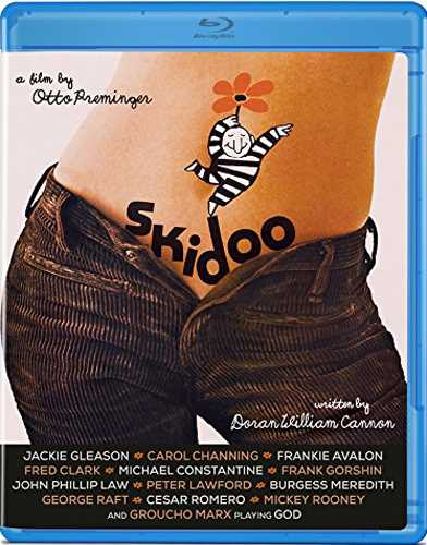 新品北米版Blu-ray!Skidoo [Blu-ray]!<オットー・プレミンジャー>