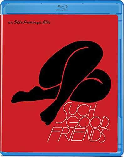 新品北米版Blu-ray!【男と女のあいだ】 Such Good Friends [Blu-ray]!<オットー・プレミンジャー>