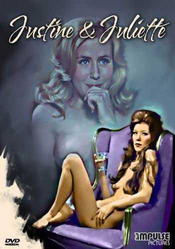 新品北米版DVD!【巨大なる男とジュスティーヌ】Justine & Juliette!<マリー・フォルサ主演>