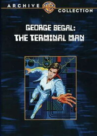 新品北米版DVD!【電子頭脳人間】 The Terminal Man!