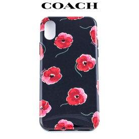31aa752ae7 コーチ iphone XR ケース スマホケース フローラル PVC アウトレット COACH