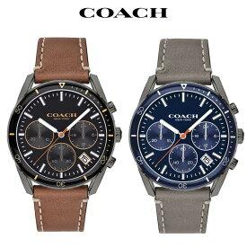 コーチ 腕時計 メンズ ブランド 時計 防水 男性 おしゃれ 後払い COACH Thompson トンプソン