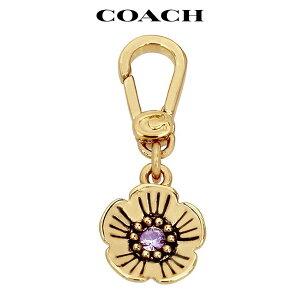コーチ ペンダントトップ ネックレス ブレスレット チャーム ブランド フラワー ゴールド アウトレット COACH