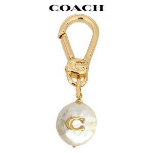 コーチ ペンダントトップ ネックレス ブレスレット チャーム ブランド パール ゴールド アウトレット COACH