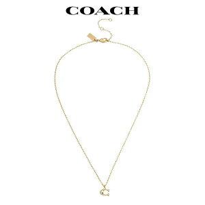 コーチ ネックレス レディース ブランド オシャレ 人気 シンプル ショート アウトレット COACH