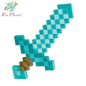 マインクラフト コスチューム ダイヤモンド ソード コスプレ グッズ ps4 スイッチ スキン forge Minecraft