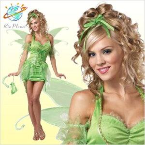 ディズニープリンセス ドレス ティンカーベル コスチューム ハロウィン ディズニー 衣装 ティンカーベル コスチューム ハロウィン