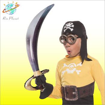 ミニオンズ 海賊 のソード コスチューム コスプレ 衣装 仮装ハロウィン
