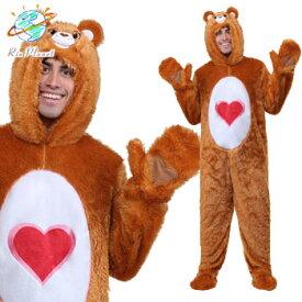 ケアベア バレンタイン マスコット 仮装 コスプレ コスチューム 衣装 おもしろ お笑い BEAR COSTUME