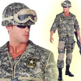 アーミー ミリタリー 海軍 空軍 コスプレ コスチューム 仮装 衣装 服 ハロウィン ARMY