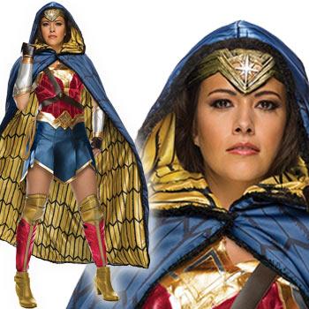 ワンダーウーマン コスチューム コスプレ 仮装 大人 衣装 レディース 楽天 ハロウィン Wonder Woman