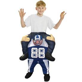 フットボール おもしろ 仮装 コスチューム コスプレ お笑い 衣装 爆笑 膨らむ FOOTBALL