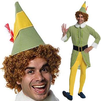 サンタクロース エルフ elf クリスマス コスプレ おもしろ 耳 衣装 仮装 コスチューム 妖精 SANTA CLAUSE