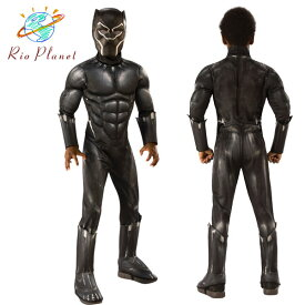 ブラックパンサー コスチューム コスプレ 仮装 衣装 Black Panther