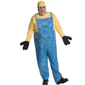 ミニオン コスプレ ミニオンズ 大きいサイズ 大人 ハロウィン ボブ コスチューム 仮装 Minions