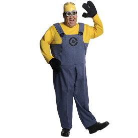 ミニオン コスプレ ミニオンズ 大きいサイズ 大人 ハロウィン デイブ コスチューム 仮装 Minions