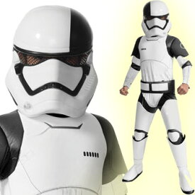 スターウォーズ コスチューム ストームトルーパー コスプレ 子供 男の子 衣装 キッズ 仮装 ハロウィン Star Wars