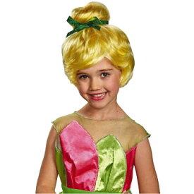 ティンカー ベル ウィッグ コスプレ 衣装 子供 仮装 コスチューム ハロウィン ディズニー Tinker Bell