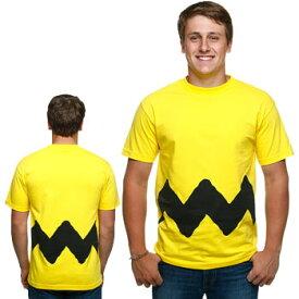 スヌーピー tシャツ 大人 向け チャーリーブラウン コスプレ 服 グッズ 大きいサイズ