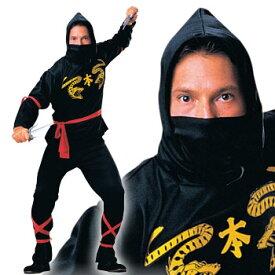 忍者 仮装 衣装 頭巾 コスチューム コスプレ ニンジャ ninja ハロウィン
