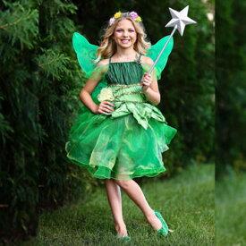 ティンカー ベル コスプレ 衣装 子供 仮装 コスチューム ハロウィン ディズニー Tinker Bell