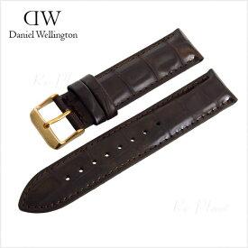 ダニエル ウェリントン 替え ベルト 40mm メンズ レディース 腕時計 ゴールド 正規品 Daniel Wellington