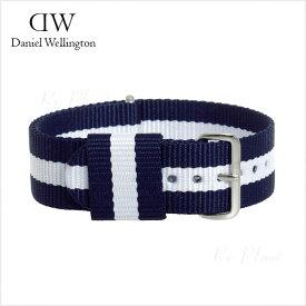 ダニエル ウェリントン 替え ベルト 40mm メンズ レディース 腕時計 シルバー 正規品 Daniel Wellington グラスゴー
