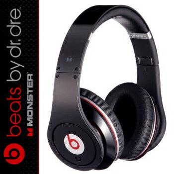 MONSTER beats by dr.dre ノイズキャンセリング ヘッドホン Beats Studio Hi-Def Noise-Canceling Over-Ear Headphones カラー:ブラック