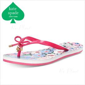 ケイトスペード サンダル レディース ビーチサンダル 歩きやすい おしゃれ ブランド ぺたんこ 大きいサイズ Kate Spade