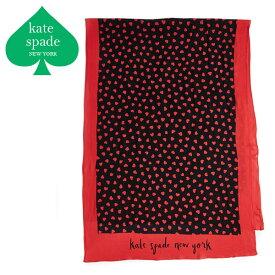 ケイトスペード スカーフ シフォン レディース スカーフ柄 大判 正方形 ブランド Kate Spade