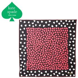 ケイトスペード スカーフ シルク シフォン レディース スカーフ柄 正方形 ブランド Kate Spade