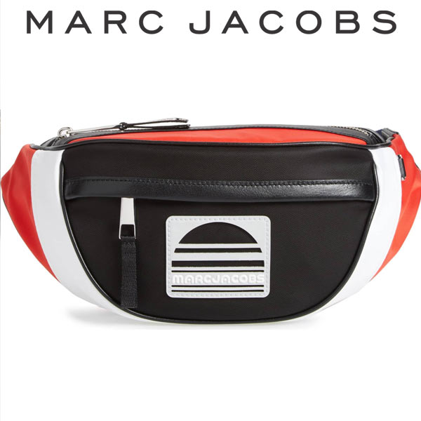 マークジェイコブス バッグ ウエストポーチ レディース ブランド ウエストバッグ ボディバッグ おしゃれ Marc Jacobs