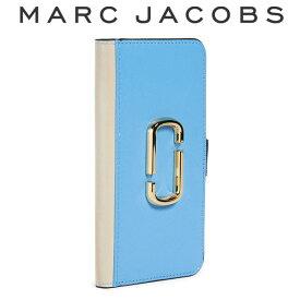 マークジェイコブス スマホケース 手帳型 スマホカバー iphone xr ケース カバー かわいい ブランド MARC JACOBS