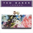 テッドベーカー 財布 レディース テッドベイカー 長財布 がま口 TED BAKER かわいい
