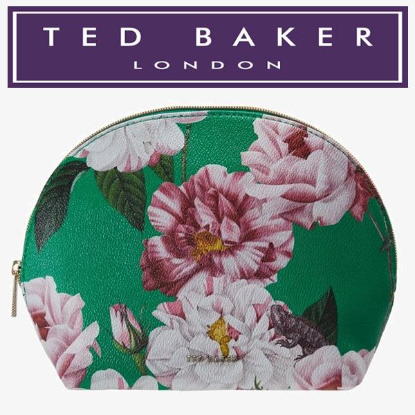 テッドベーカー ポーチ 化粧ポーチ レディース コスメポーチ ブランド 化粧 バニティ バッグ バニティケース Ted Baker