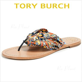 トリーバーチ サンダル ビーサン ビーチ レザー レディース ビーチサンダル 履き心地 サイズ TORY BURCH