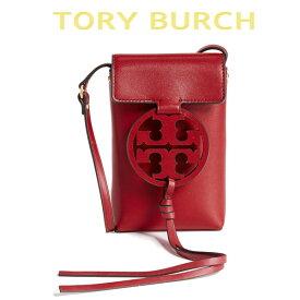 トリーバーチ iphone ポシェット スマホ ケース バッグ ショルダー ポーチ iphoneケース Tory Burch MILLER ミラー