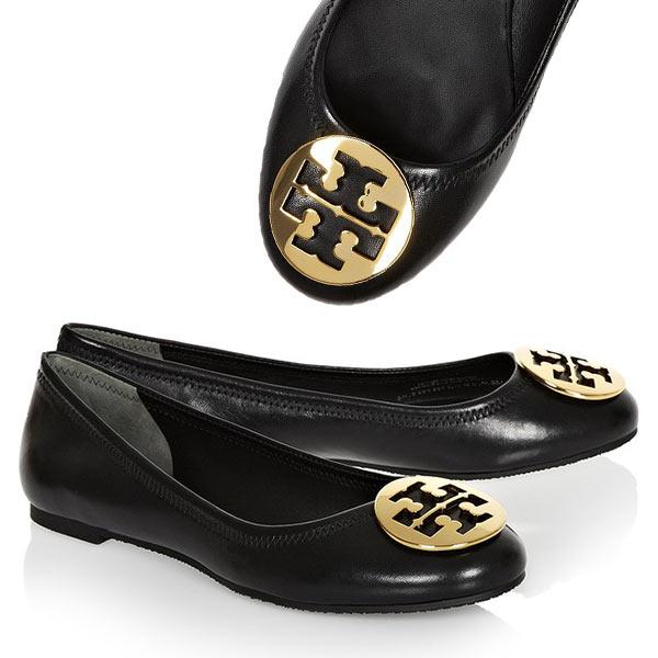 トリーバーチ 靴 フラットシューズ Tory Burch 正規品